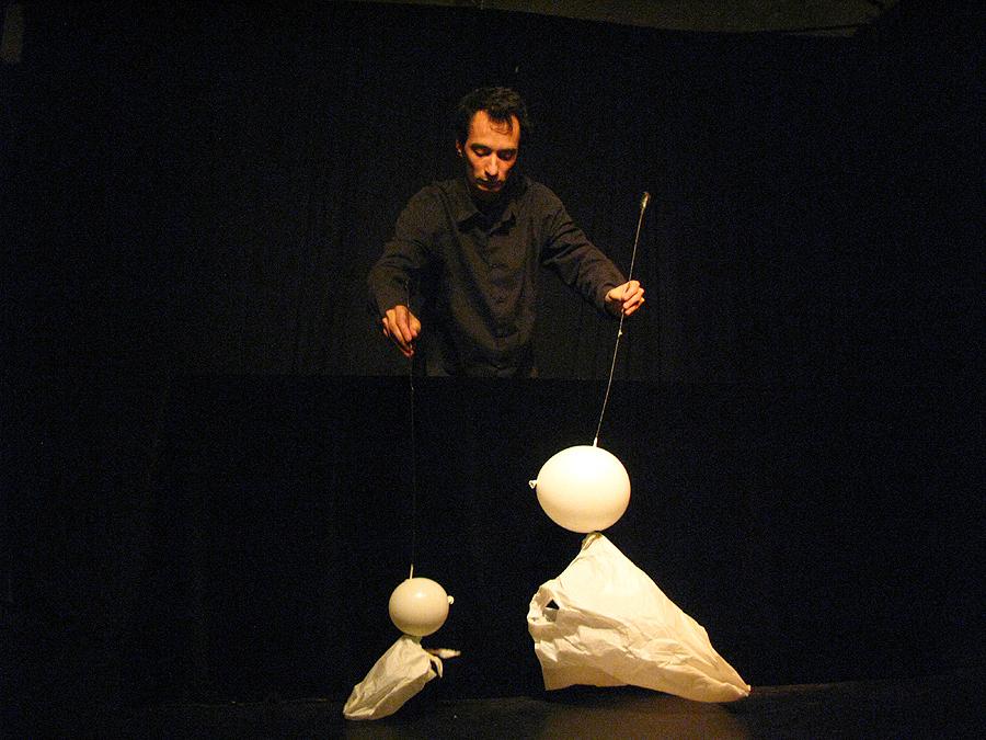Roberto White. Foto de Jesús Atienza.