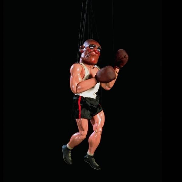 Boxeador de H.V.Tozer