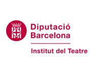 Imagen logo institut del teatre
