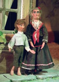 La Tía Norica y Batillo