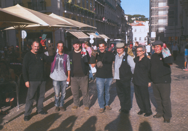 Robertos no Chiado