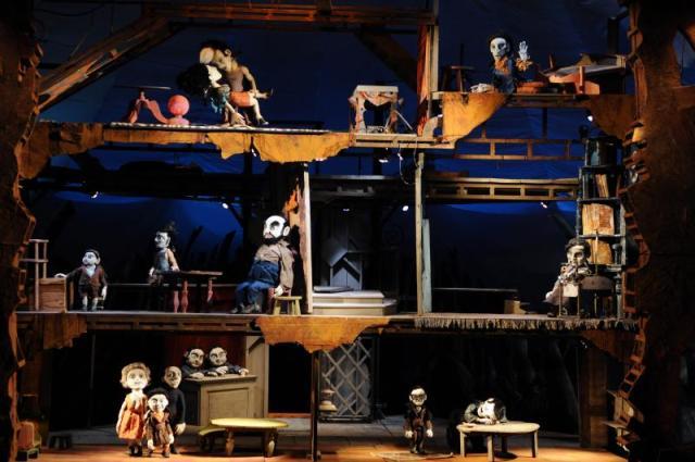 Théâtre du Rugissant
