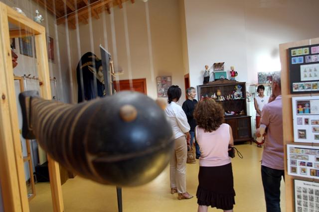Museo Taller de Títeres de Siero
