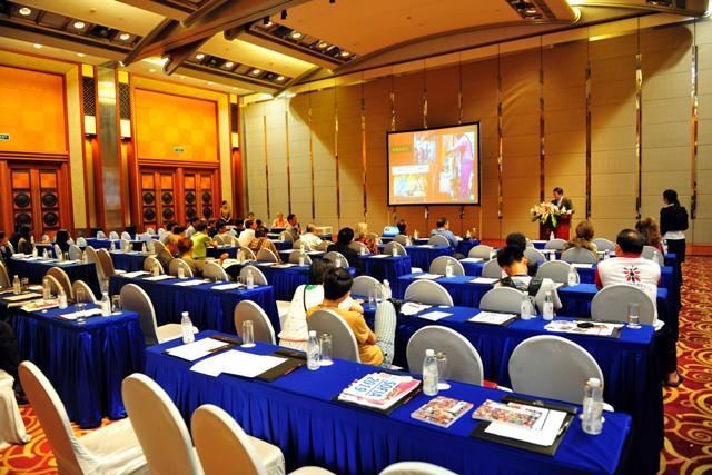 Congreso de Unima Chengdu 2012 - Seminario