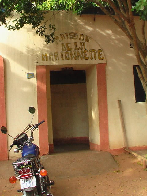 Teatro en Lomé, Togo