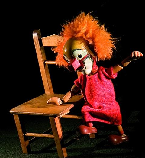 Marionetas Herta Frankel