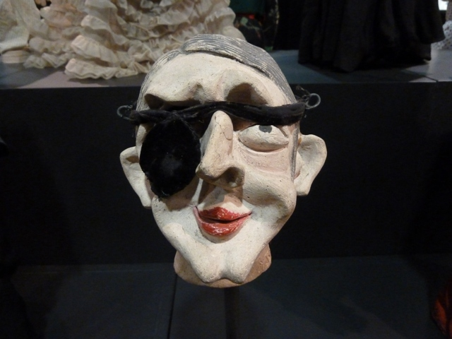 Marioneta de Mariona Masgrau