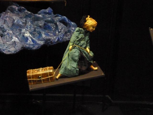 Marionetas de Mariona Masgrau
