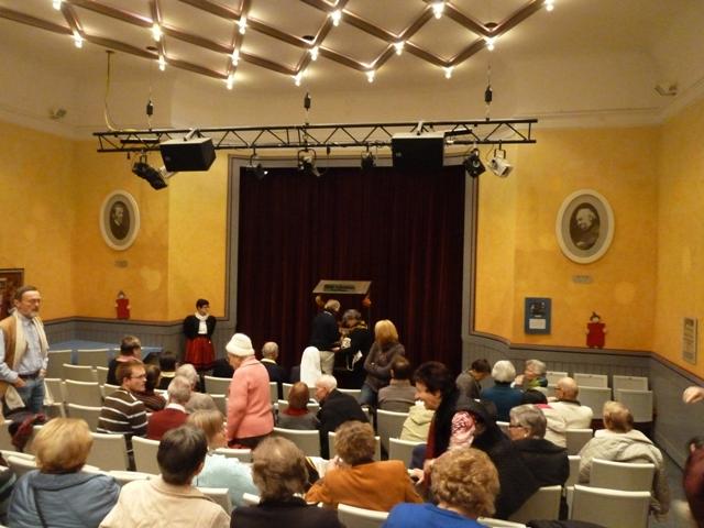 Teatro de Marionetas de Munich