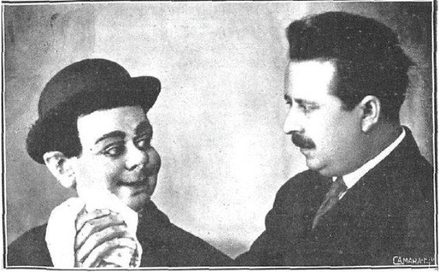 Paco Sanz y Don Liborio