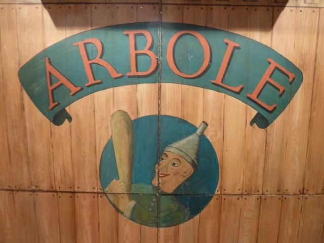 Arbolé