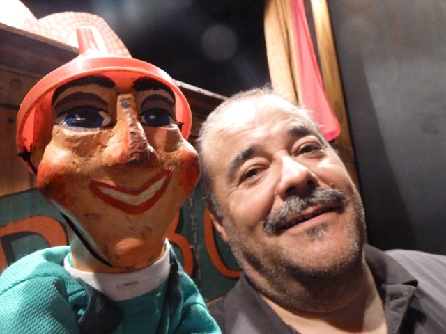 Pelegrín e Iñaki Juárez