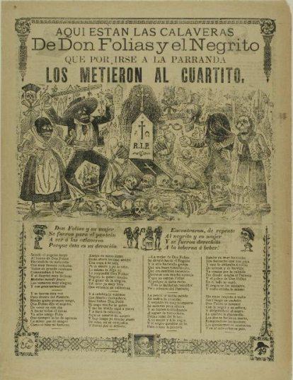 Don Folías y el Negrito