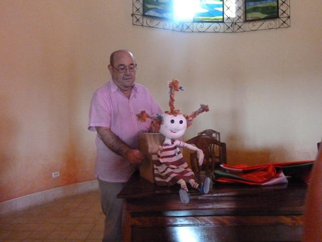 Miguel Arreche y Mariona