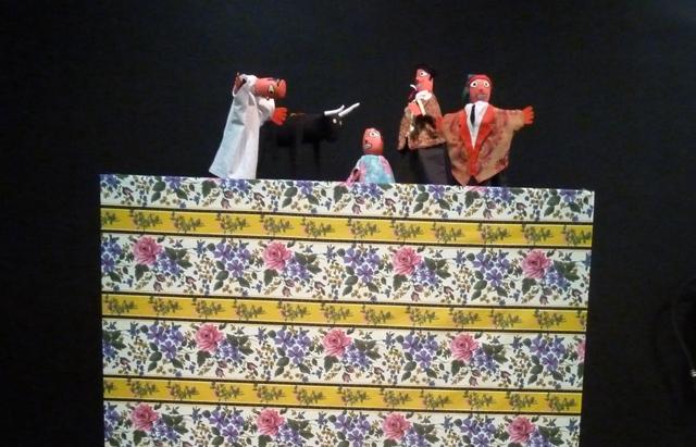 Exposición Rutas de Polichinela