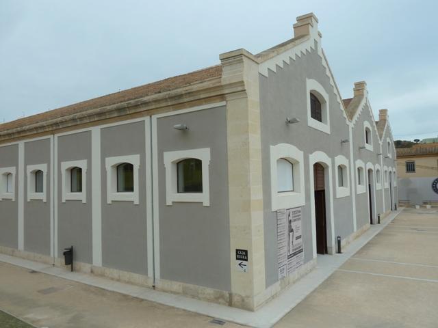 Las Cigarreras, Alicante