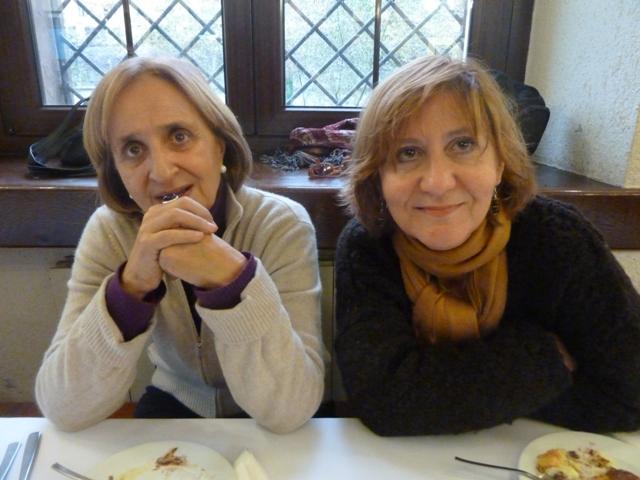 Guadalupe Tempestini y Lola Lara