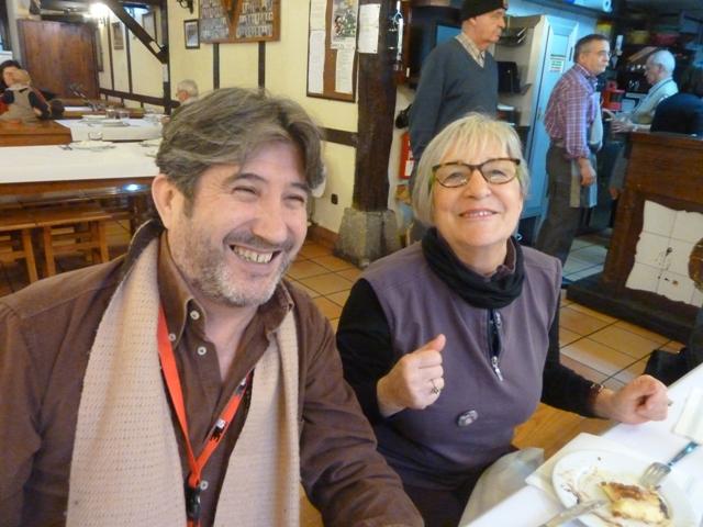 Juan Luis Clavijo y Lola Atance