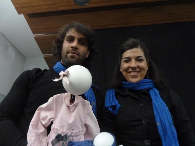 Fanny y Hossein