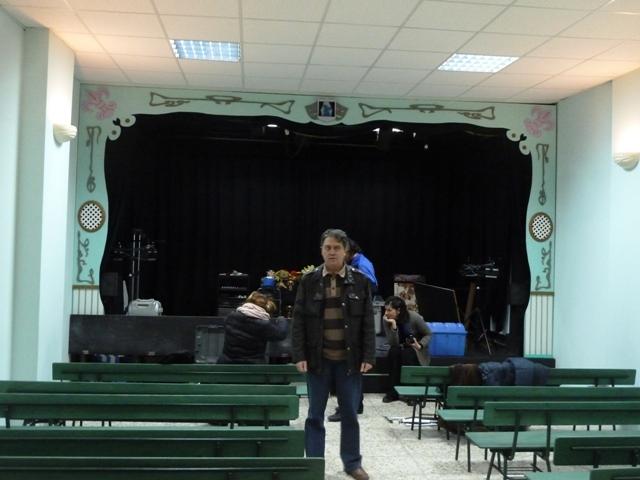 Teatro de César Omar García
