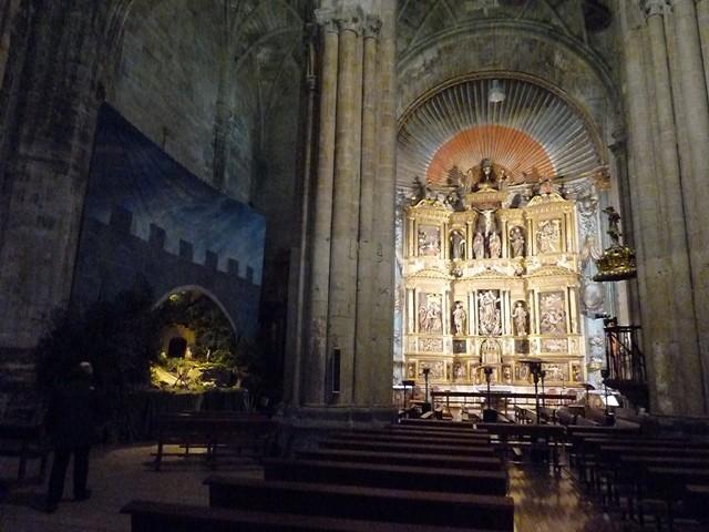 Interior Igledia Laguardia