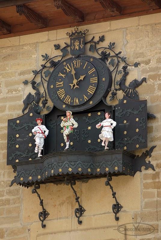 Reloj autómata de Laguardia