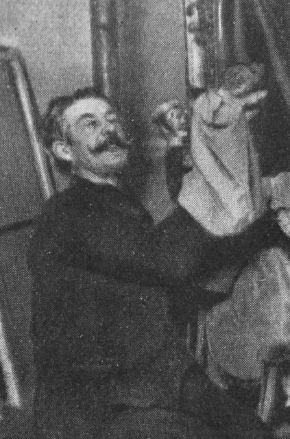 Polichinela, Adolfo Ayuso