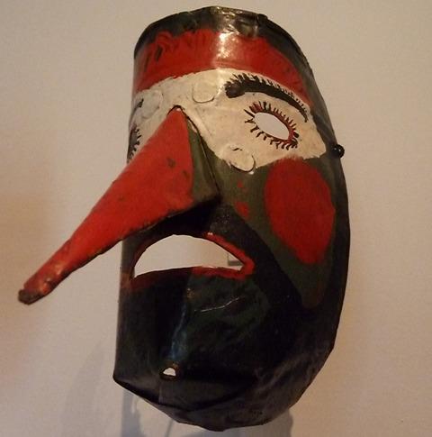 Máscara Trás-os-Montes, Portugal