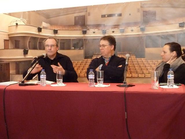 Conferencia en Montemor
