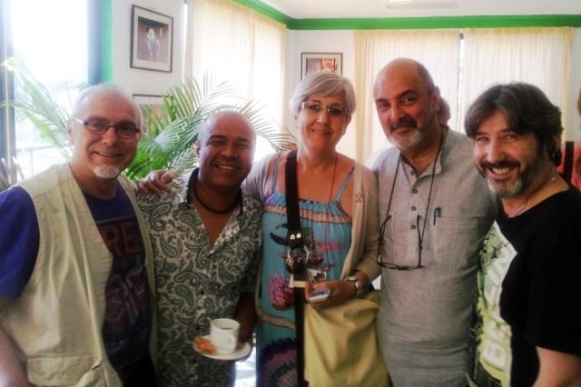 Consejo de Unima en Varapalo-Matanzas, Cuba