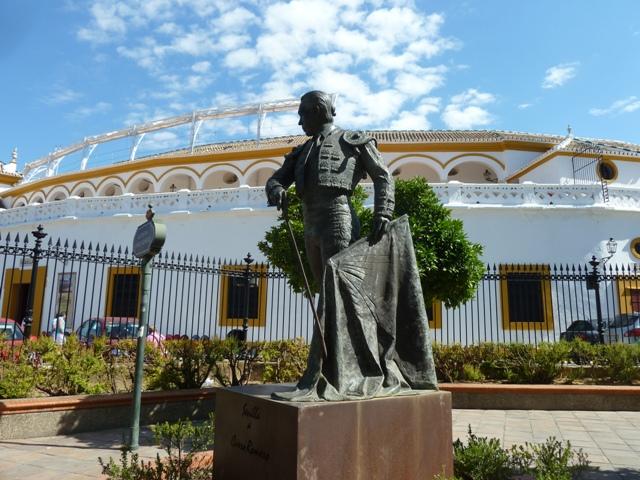 Curro Romero, La Maestranza