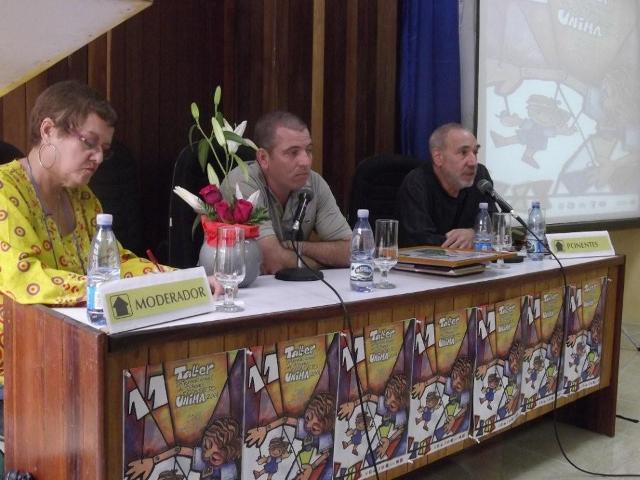Consejo de Unima 2014 en Matanzas, Cuba