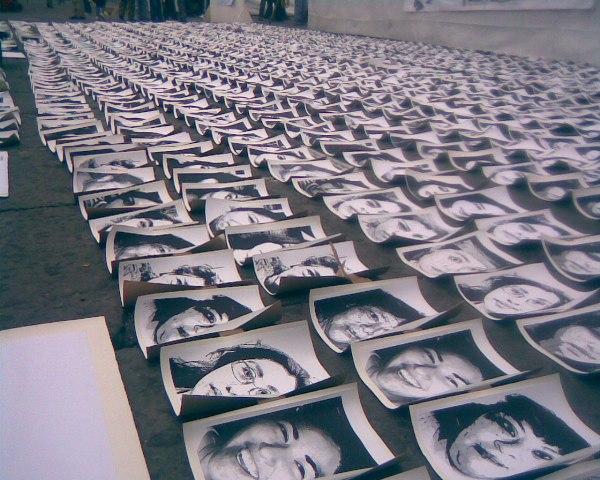 Desaparecidas de Juárez