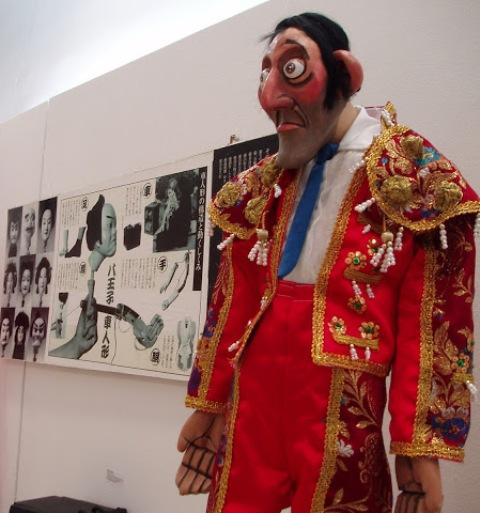 Marioneta de Edu Borja