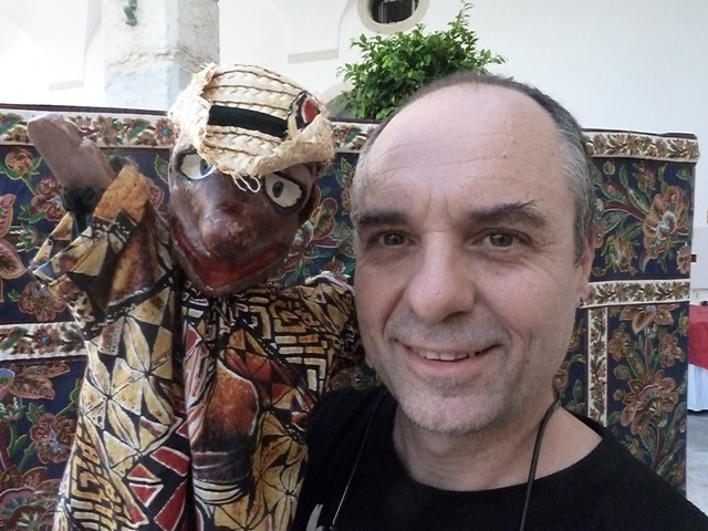Marcelo Lafontana, Mamulengo