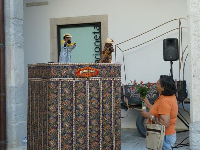 Rotas de Polichinelo, Lisboa, Robertos