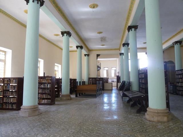 Biblioteca de Matanzas, Cuba