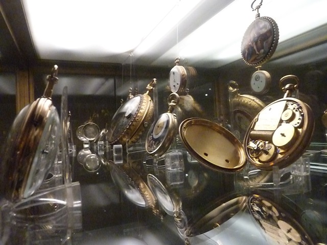 Tiempos, relojes Casa-Museu Medeiros Almeida