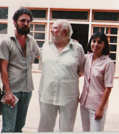 Payasíteres con Javier Villafañe