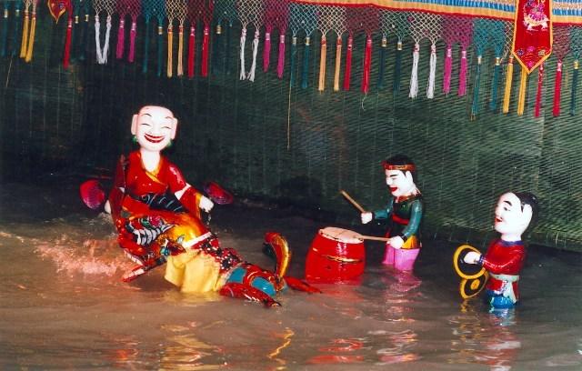 TOPIC, marionetas del Vietnam