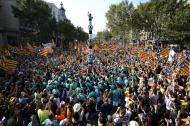11 de setembre 2014, Barcelona