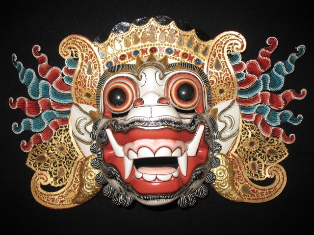 Danza Topeng, Bali