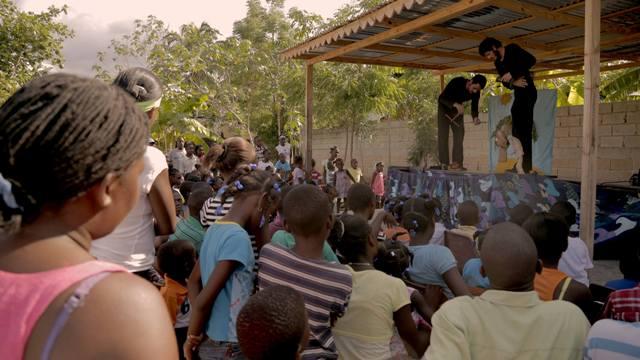 Función en Haití