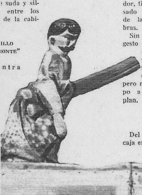 Cristóbal de José Vera, 1930