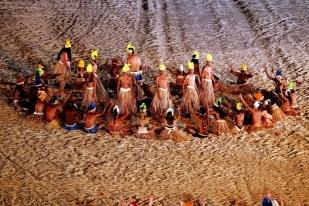 Festival de Sao Vicente, Brasil