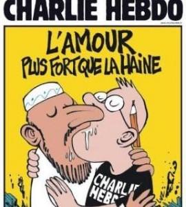 Los títeres con Charlie Hebdo