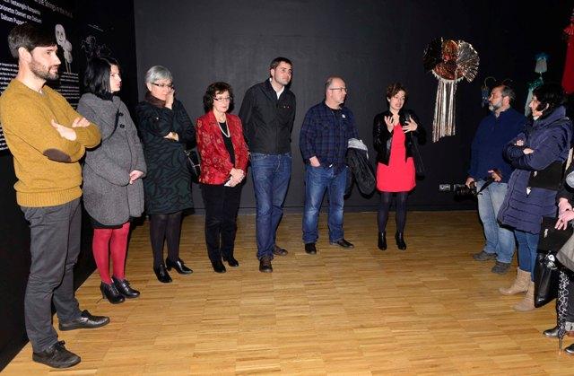 Exposición en el TOPIC de Damiet Van Dalsum