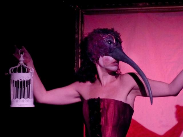 Judith con cabeza de Holofernes, de Michela Aiello