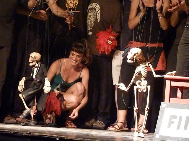Cabaret Homenaje a Lope de Alberdi
