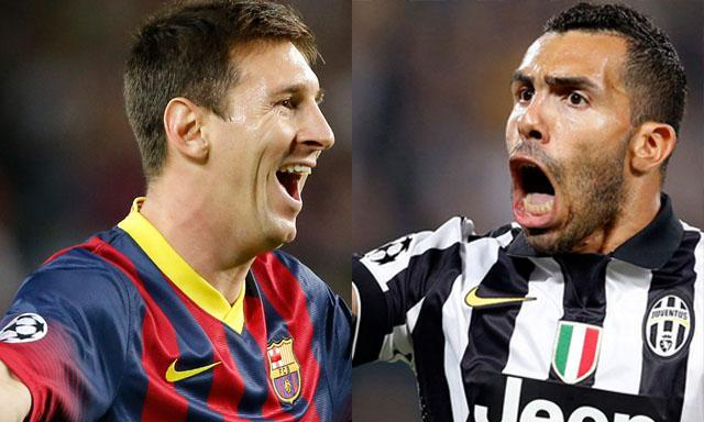 Final Champions 2015, Barça, Juve